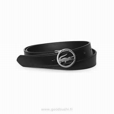 05a1e302c86 ceinture lacoste cuir reversible